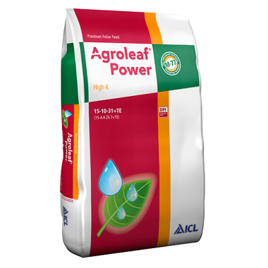 Agroleaf Power Higt 15-10-31 a'2kg