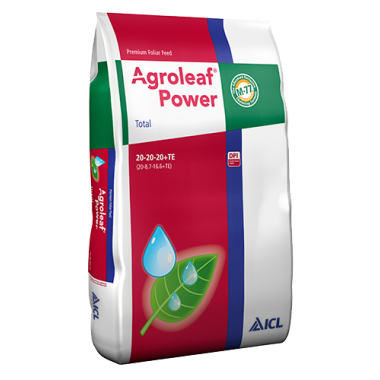 Agroleaf Power Total 20-20-20+TE 2kg