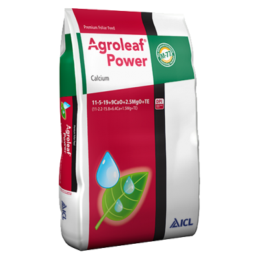 Agroleaf Power Calcium 11-05-19 +2.5Mg+9CaO+Te 2kg