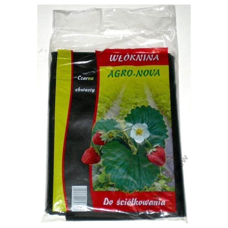 Agrowłóknina 3.20 x 10m czarna p50(agro-nova)