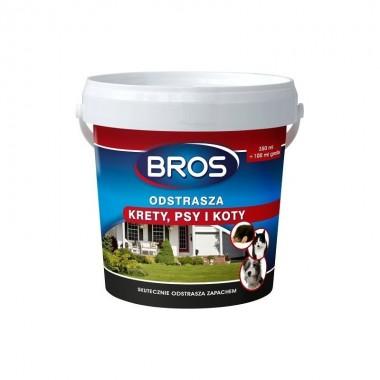 Bros - preparat odstraszający krety 350 ml