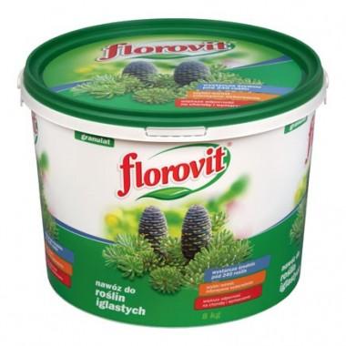 FLOROVIT do iglaków granulat a'8 kg