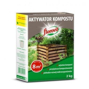 Komposter aktywator kompostu 1,5 kg