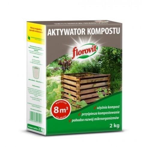 Florovit granulowany aktywator kompostu a'1kg