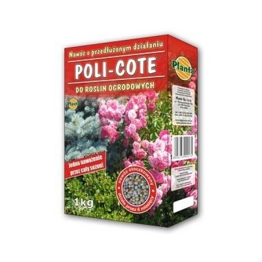 Nawóz POLI-COTE Rośl. ogrodowe 1 kg