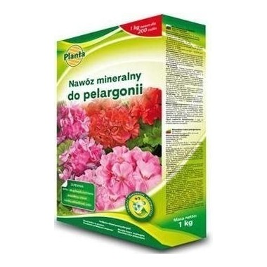 Nawóz Planta do pelargonii a'1 kg