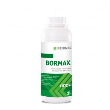 Nawóz ekologiczny dolistny Bormax 1l