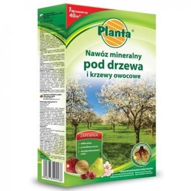 Nawóz Planta pod drzewa owocowe a'1 kg