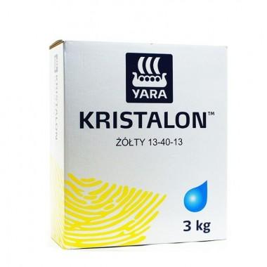 Nawóz Kristalon żółty13-40-13-mikro 3kg