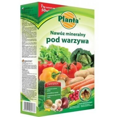 Nawóz Planta pod warzywa a'1 kg