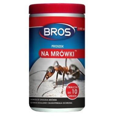 Bros - proszek na mrówki a' 100g