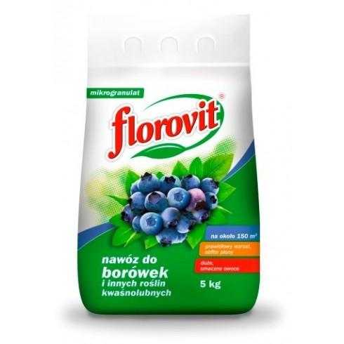 Florovit do borówek granulat a'5 kg