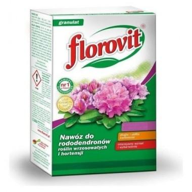 Florovit do rododendronów 300g długo działa