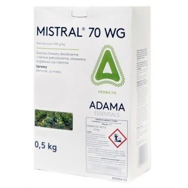 Mistral 70 WG a'0,5 kg