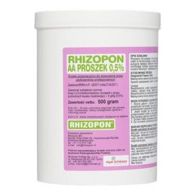Rhizopon Ukorzeniacz AA 0,5% a'100g