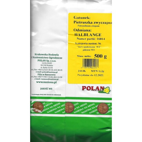 Pietruszka HALFLANGE a' 500 g