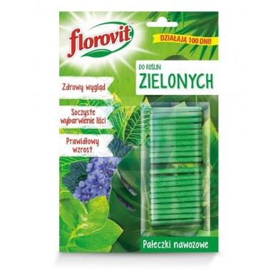 Florovit pałeczki do zielonych 20 szt 100 dni