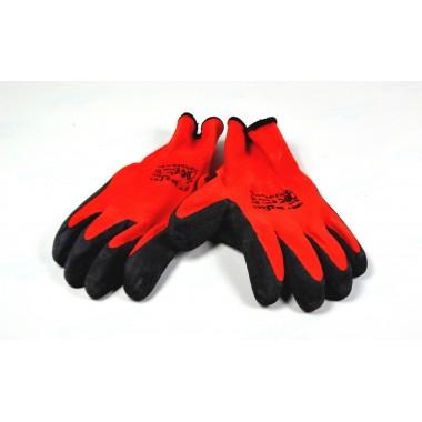 Rękawice RTENI czerwone rozmiar 8