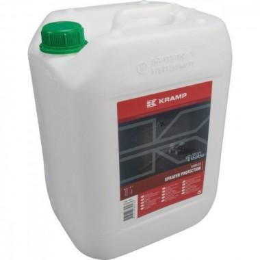 Biologiczny płyn czyszczący i ochronny do opryskiwaczy polowych Kramp, 10 l
