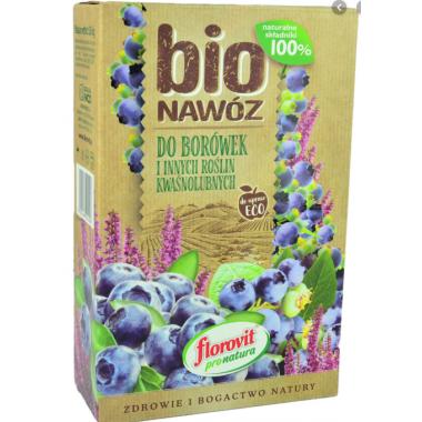 Florovit pro natura BIO do borówek 0,8kg