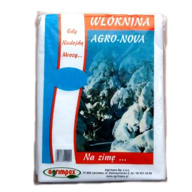Agrowłoknina 1,6x5 P50 biała zimowa