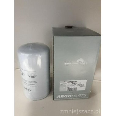 Filtr oleju silnikowego 707209A1